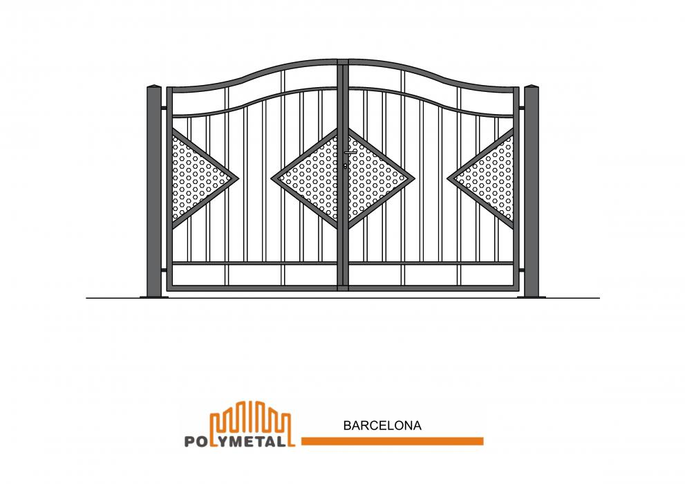 DOUBLE GATE BARCELONA