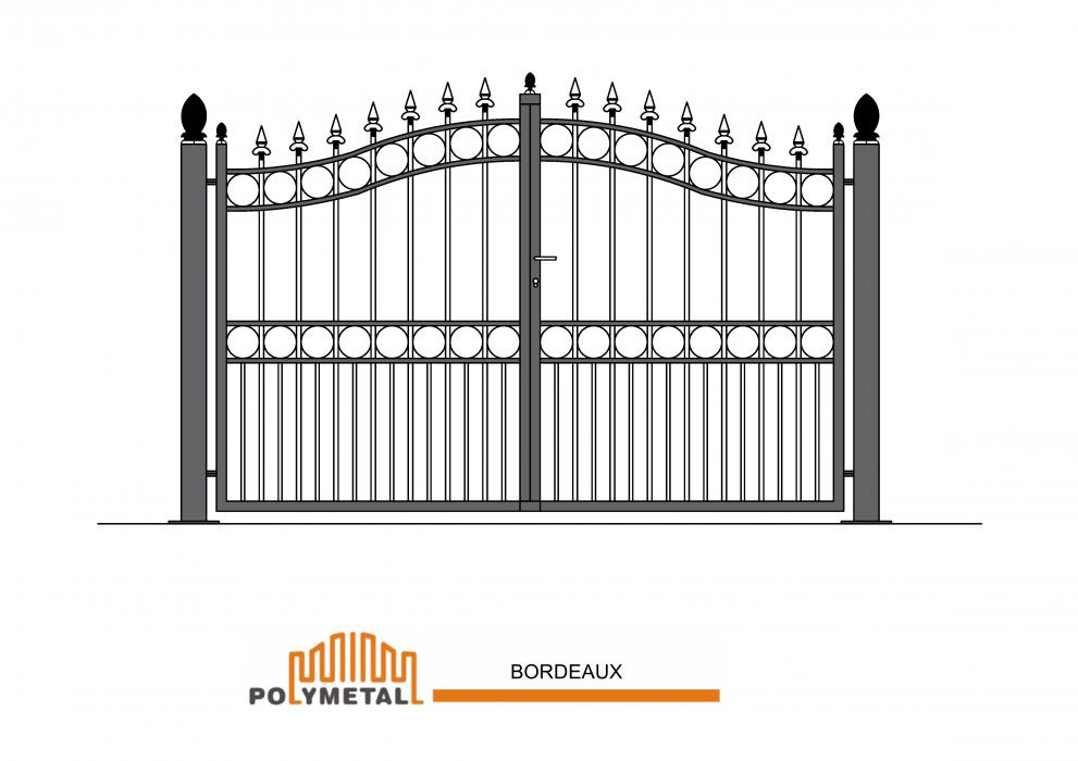 DOUBLE GATE BORDEAUX