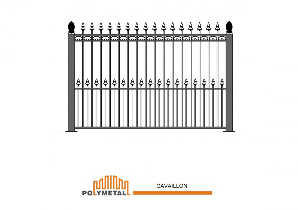FENCE CAVAILLON