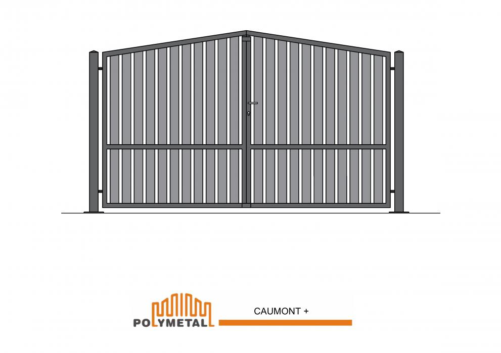 DOUBLE GATE CHAUMONT +