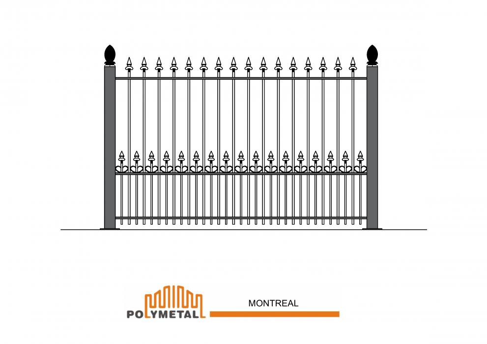 FENCE MONTREAL