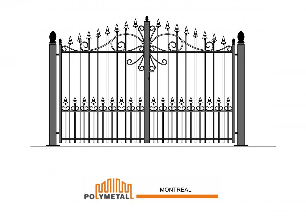 DOUBLE GATE MONTREAL