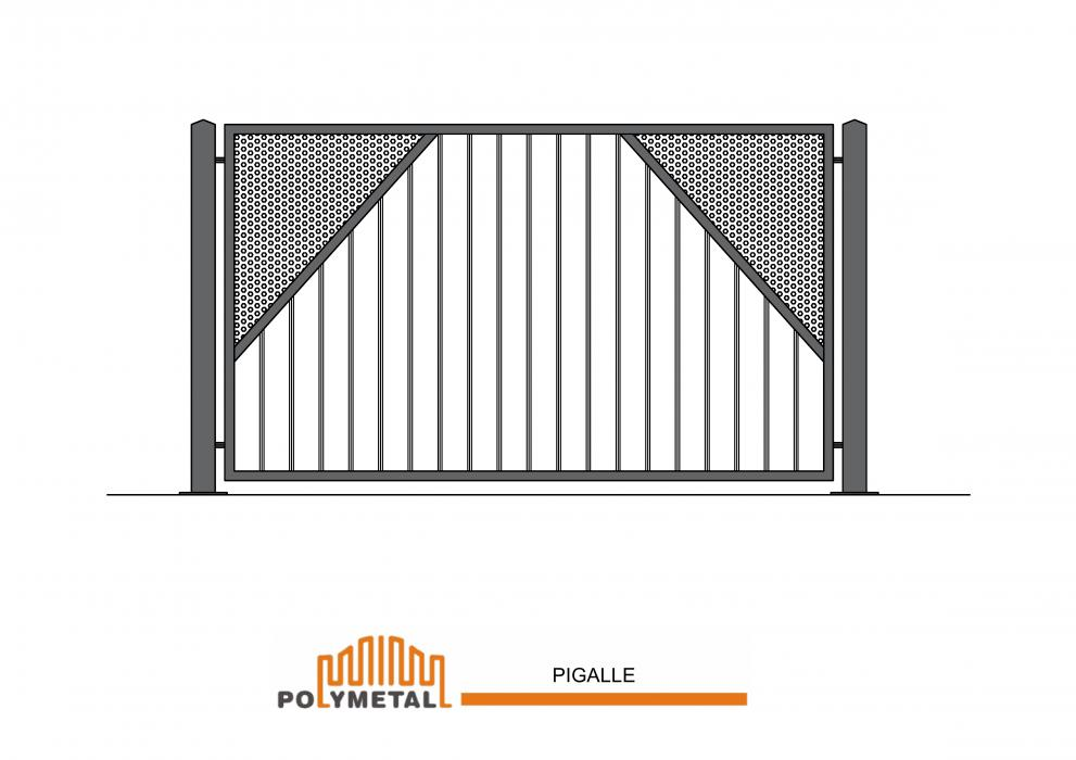 FENCE PIGALLE