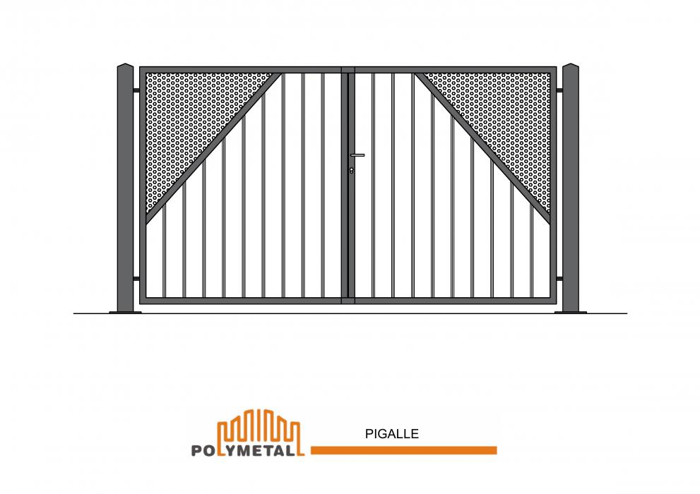 DOUBLE GATE PIGALLE