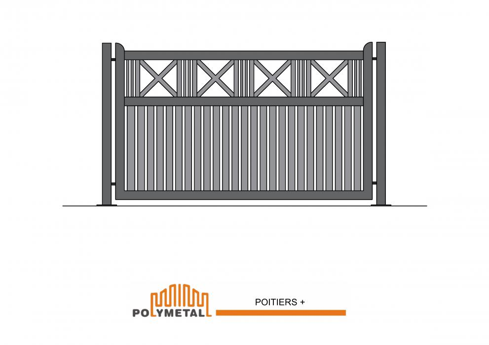 FENCE POITIERS +