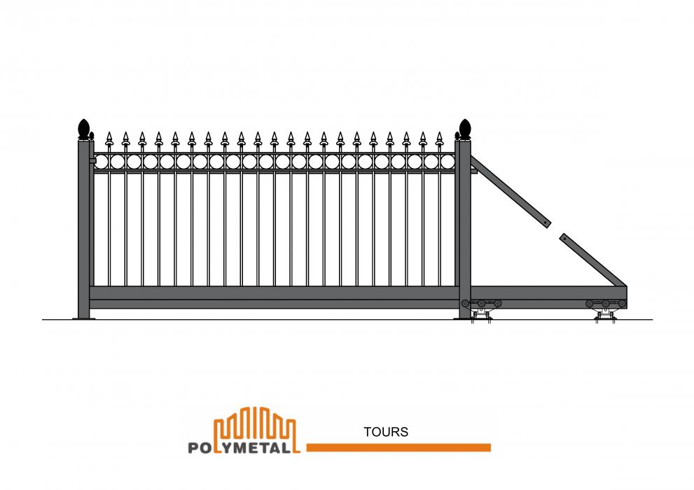 CANTILEVER GATE TOURS
