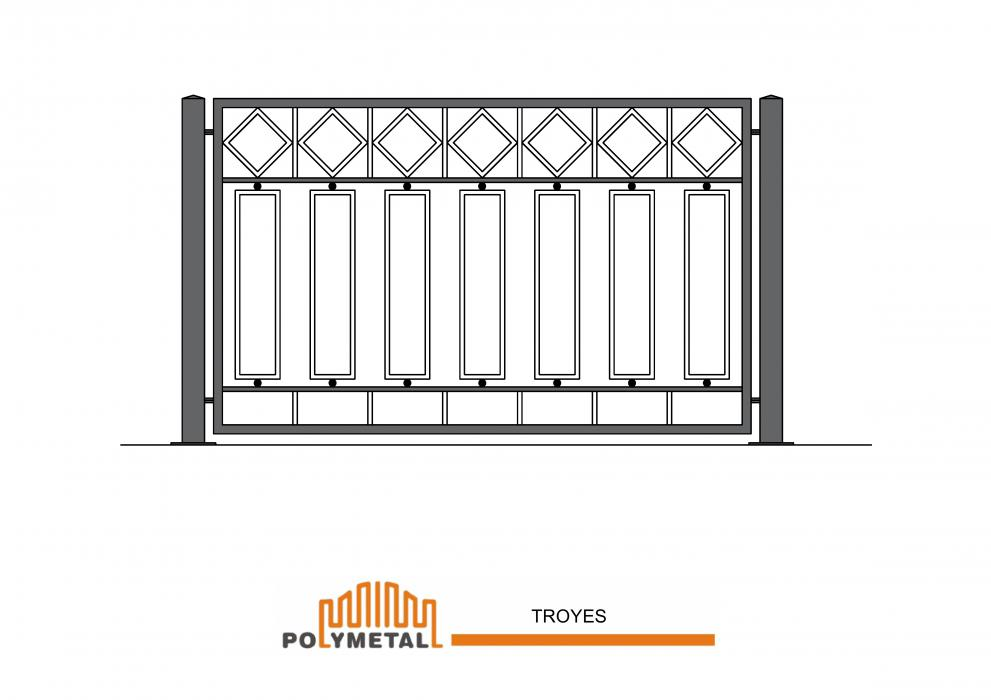 FENCE TROYES