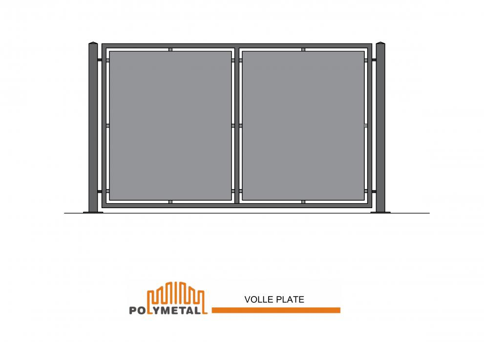PRZĘSŁO VOLLE PLATE